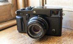 Fujifilm X-Pro2 front