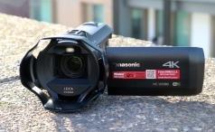 Panasonic HC-VX980 front lens