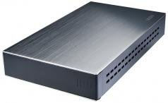 "Lindy USB 3.0 Drive Enclosure for 3.5"" SATA Hard Drives, Aluminium"