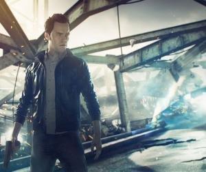 Quantum Break hero