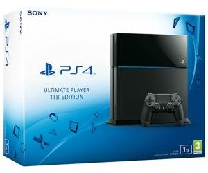 1TB PS4 Ultimate Player Edition box