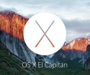 Logo - OS X El Capitan
