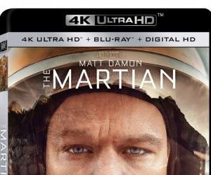The Martian - Ultra HD Blu-ray