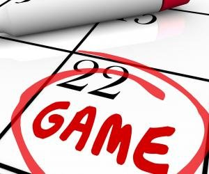 game calendar