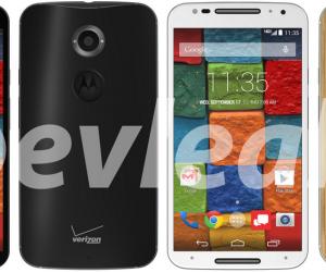 Moto X+1 evleaks