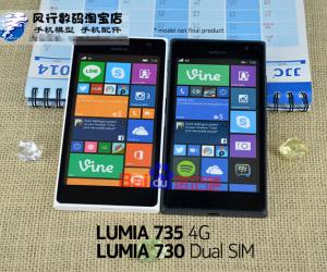 Nokia Lumia 730 leak