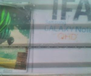 Galaxy Note 4 QHD IFA Poster