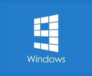 Windows 9 Logo