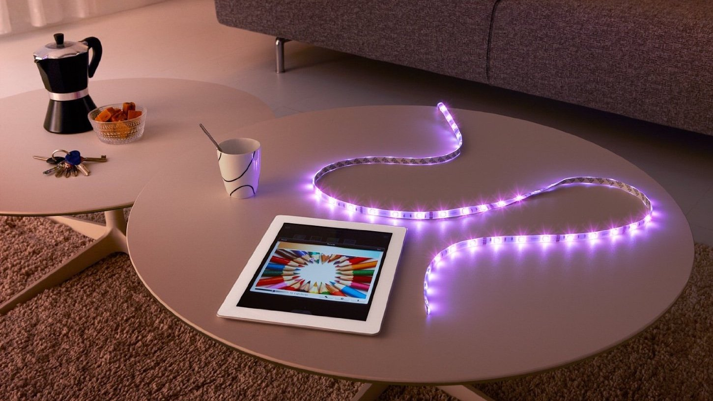 Philips Friends Of Hue Review Iris And Light Strips