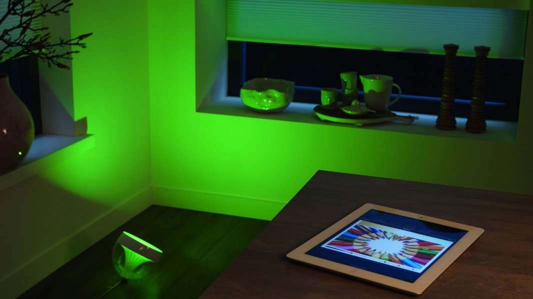 Philips Friends of Hue review - Iris and Light Strips | Expert Reviews