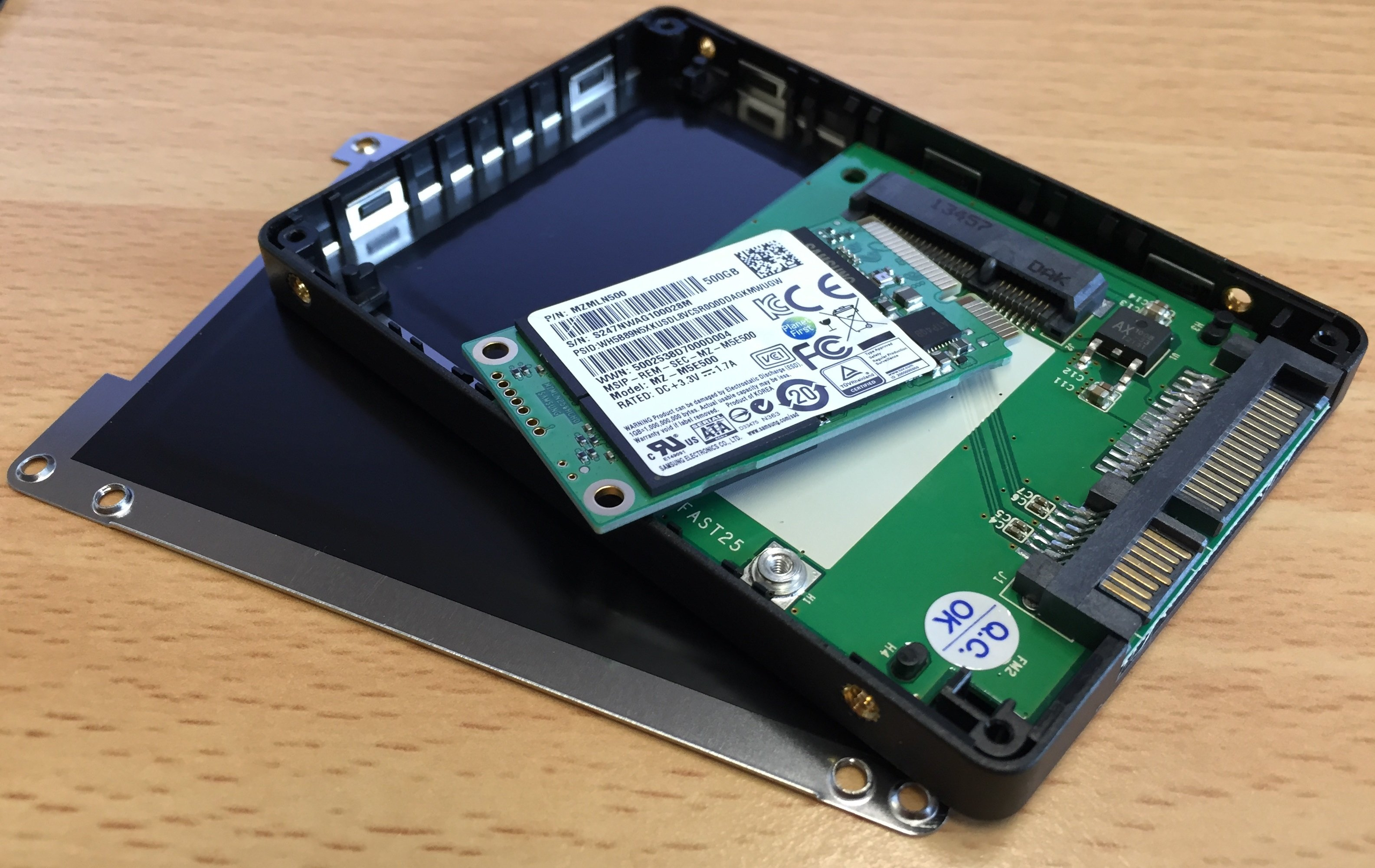 Samsung Evo 850 Msata Review Expert Reviews Ssd M2 250gb