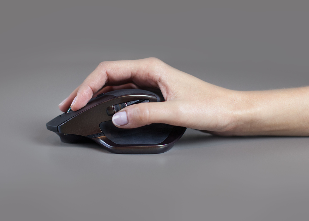 fce7a31fe92 Logitech MX Master review: The ultimate productivity mouse | Expert ...