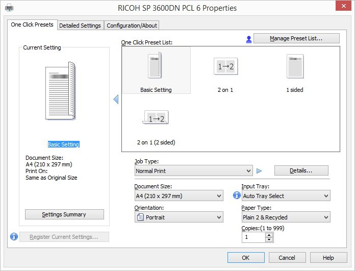 Ricoh SP 3600DN review | Expert Reviews