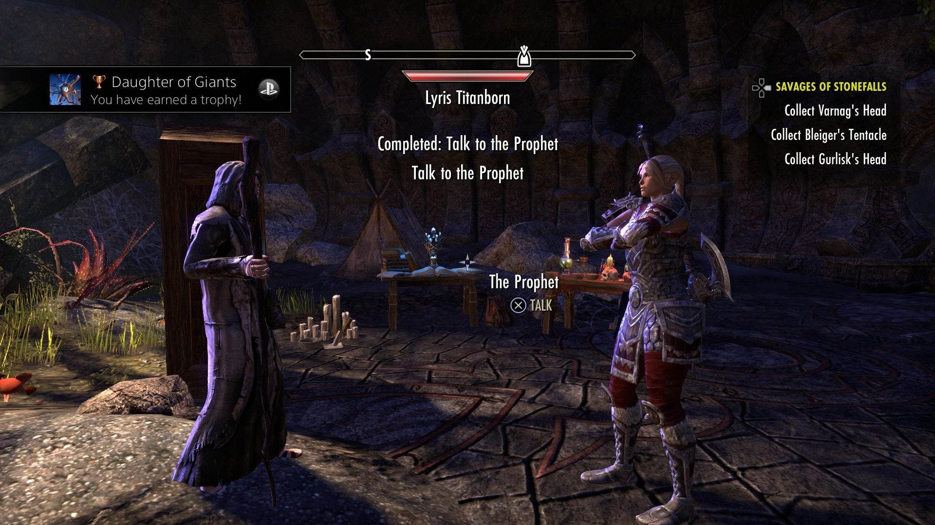 The Elder Scrolls Online: Tamriel Unlimited (PS4) review | Expert