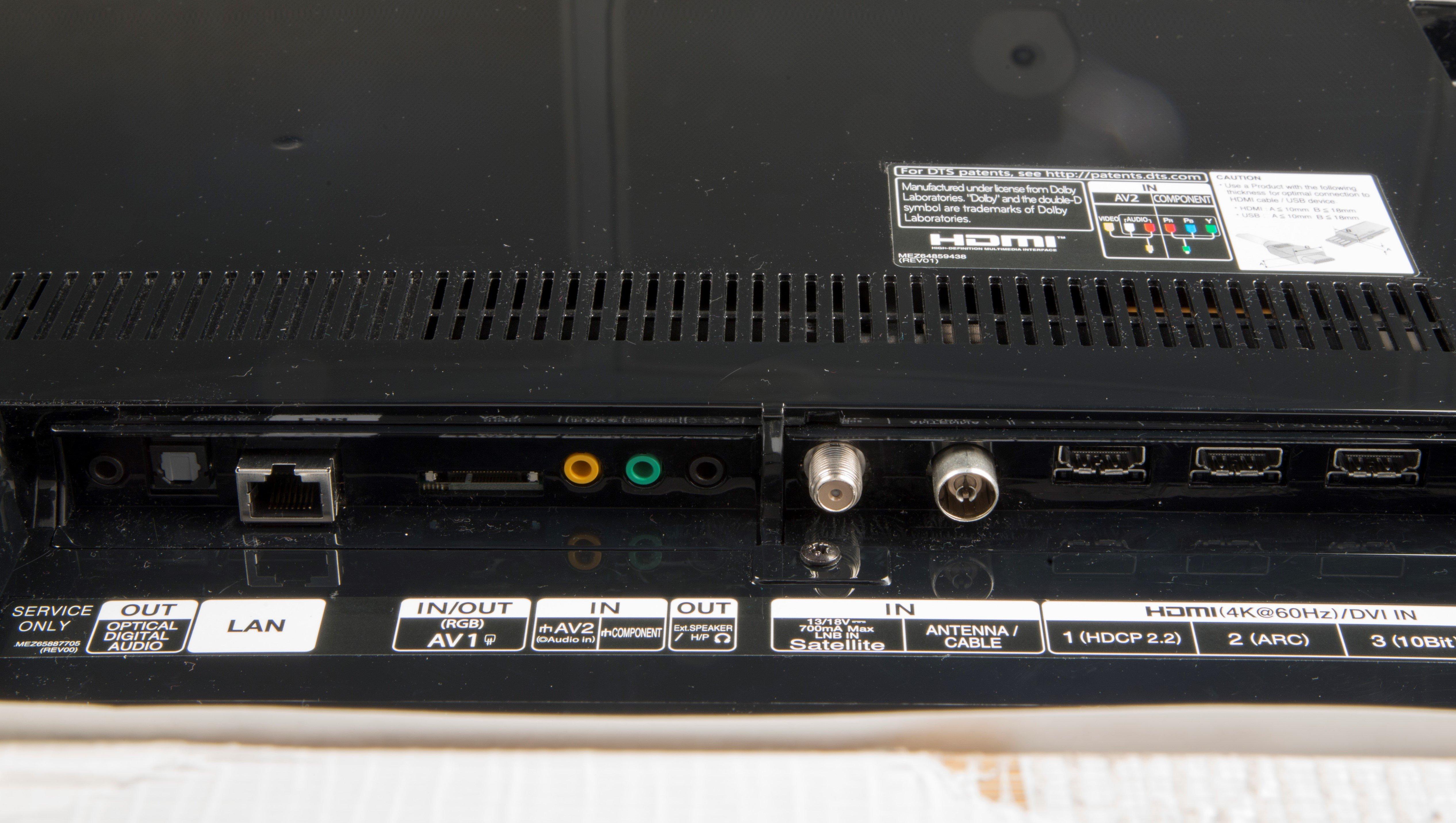 LG 65EC970V OLED TV review   Expert Reviews