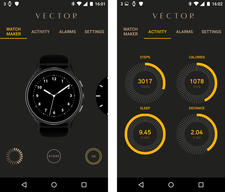 Vector Luna smartwatch review   Expert Reviews