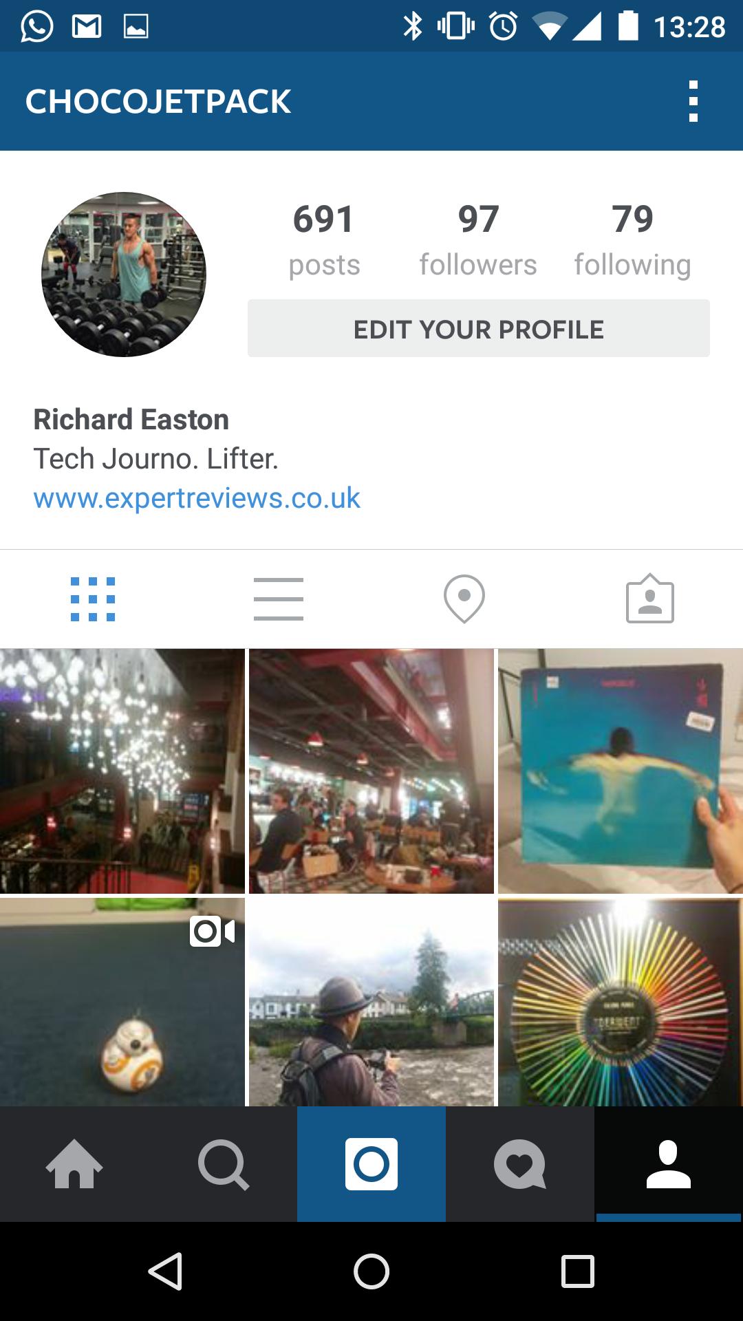 Instagram's New Algorithmic Timeline