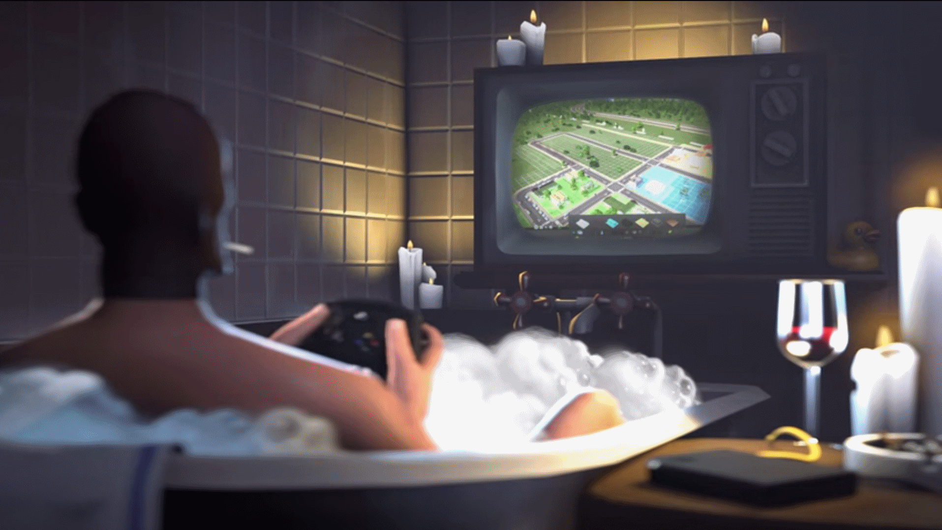Play games in your BATH - Steam Link UK pre-order info
