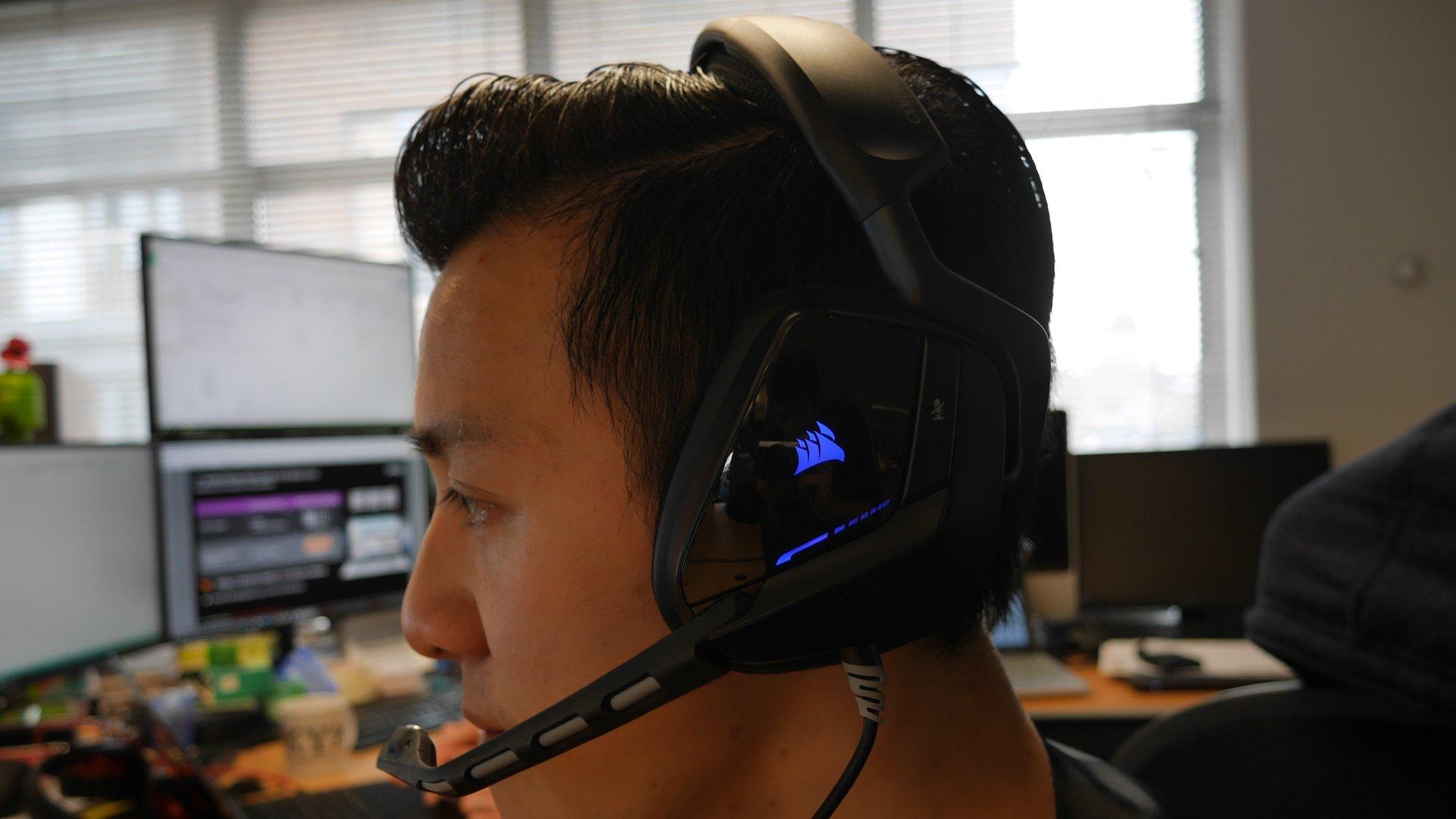 Corsair VOID USB Headset Linux