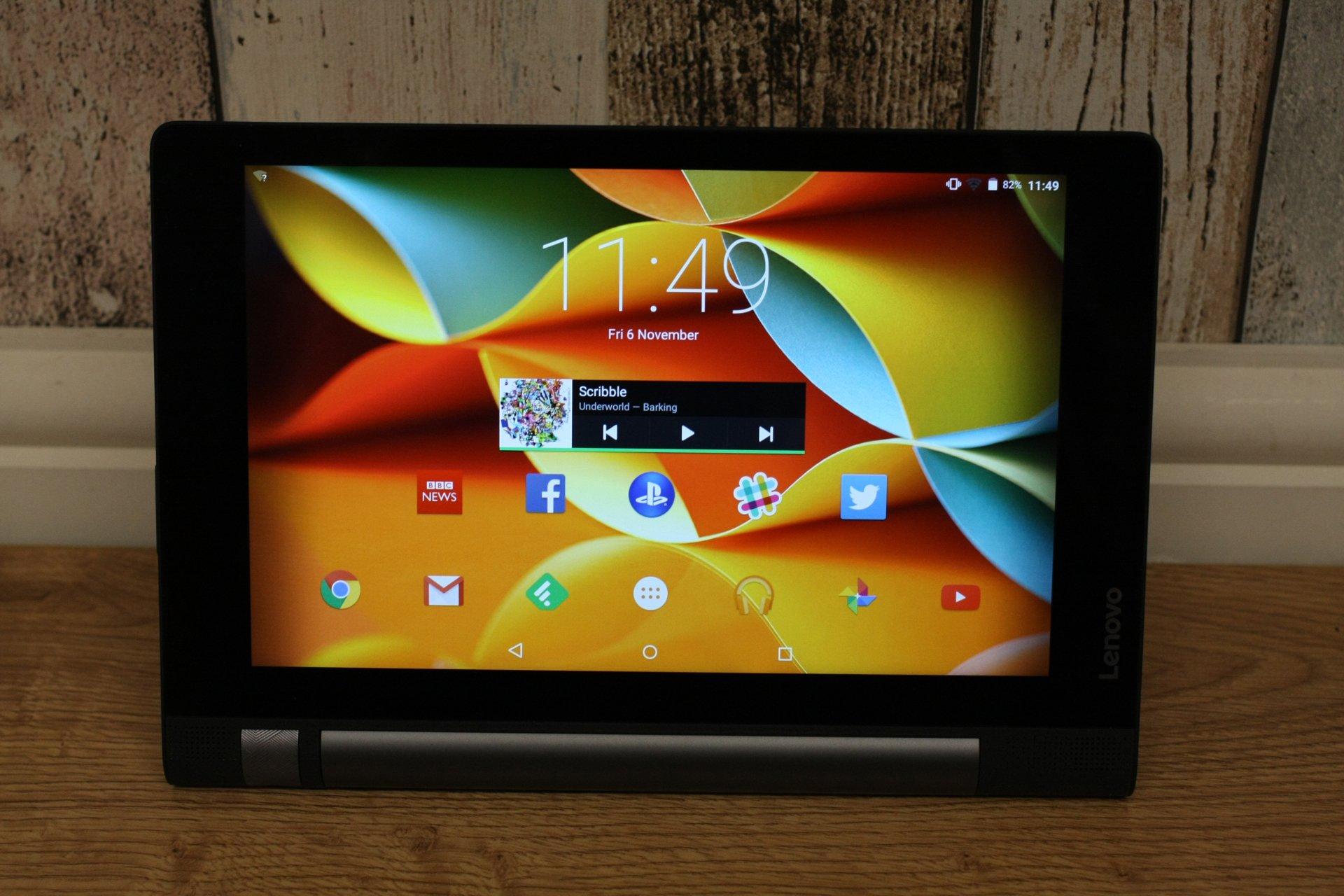 Lenovo Yoga Tab 3 review   Expert Reviews