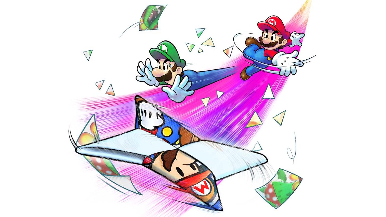 Mario Luigi Paper Jam Bros Review Expert Reviews