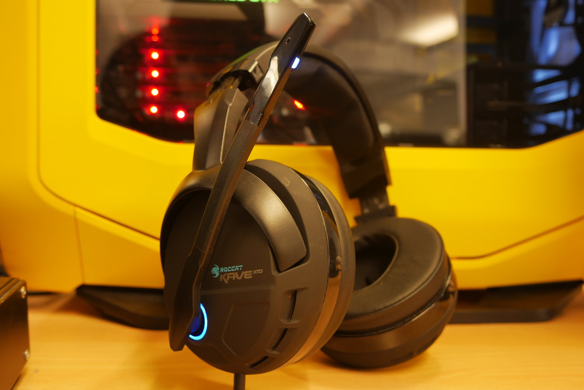 9359bf7eeee Roccat Kave XTD 5.1 Analog review | Expert Reviews