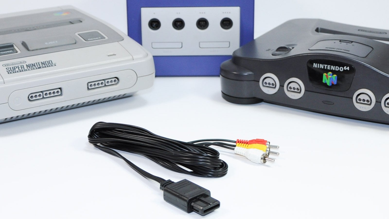 How To Connect Old Game Consoles Your Tv Nes Snes Megadrive Sega Genesis Wiring Diagram And More Expert Reviews
