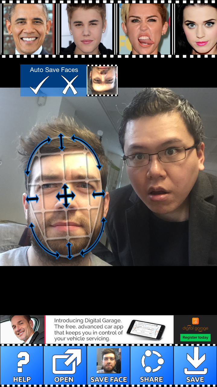 Best face swap apps for iOS, Android and Windows | Expert Reviews