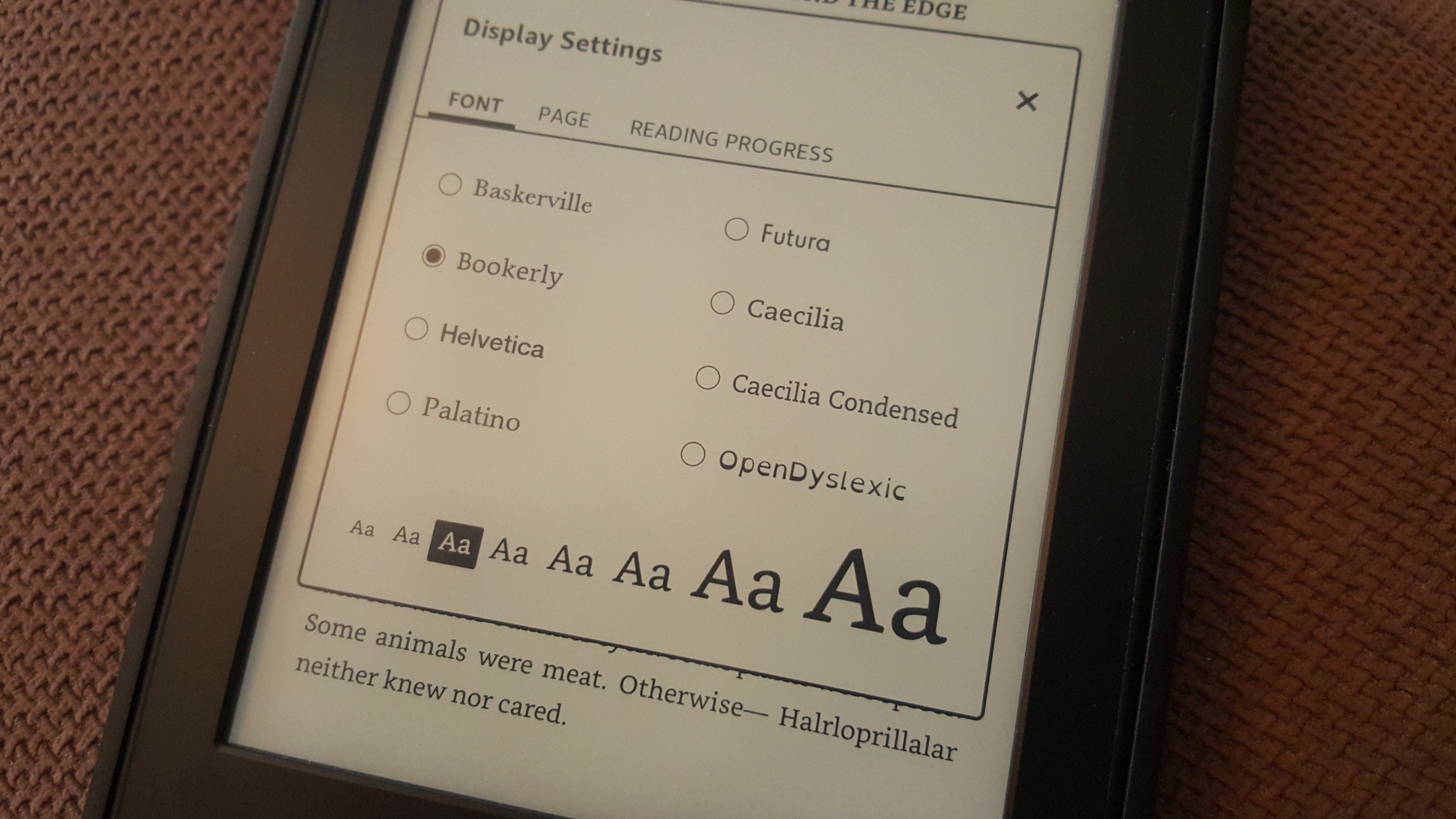 Amazon Kindle Voyage review: A great e-reader, now replaced by the