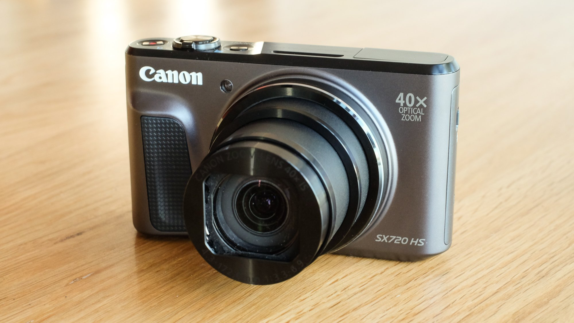 Canon SX720 HS review - biggest ever 40x zoom in a compact ...