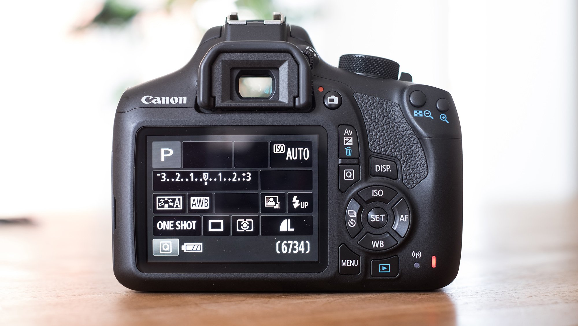 Canon EOS 1300D review: Doesn't quite cut the mustard