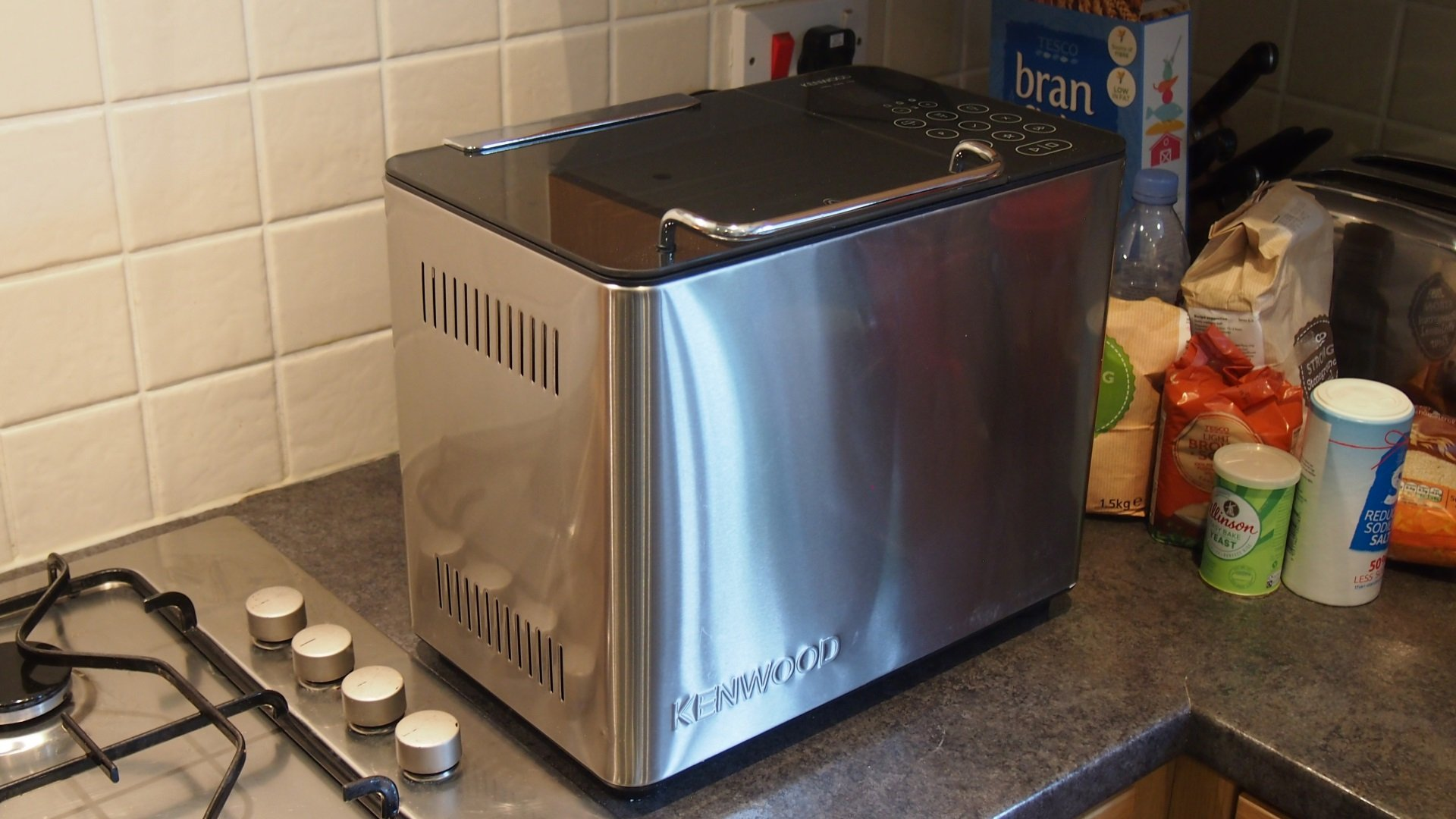 Kenwood Bread Machine Bm450 Review Expert Reviews