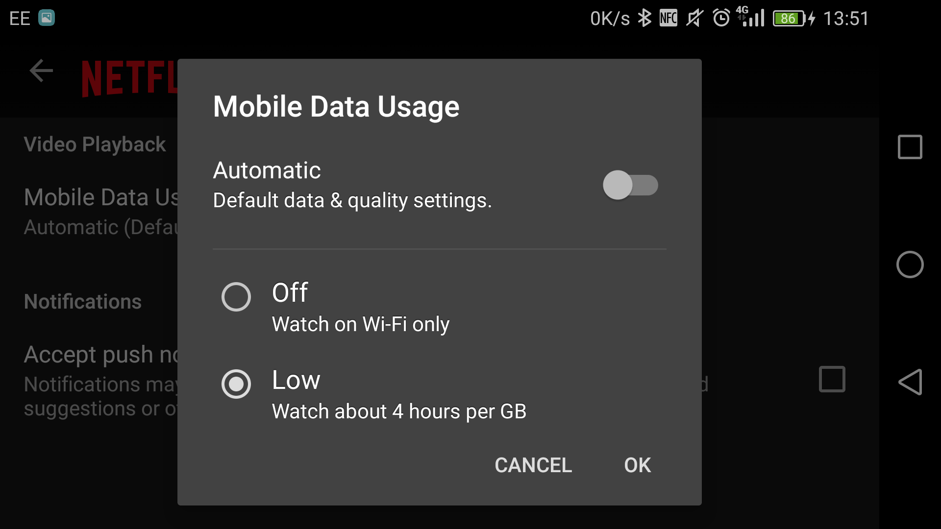 How to stop Netflix using too much data | Expert Reviews