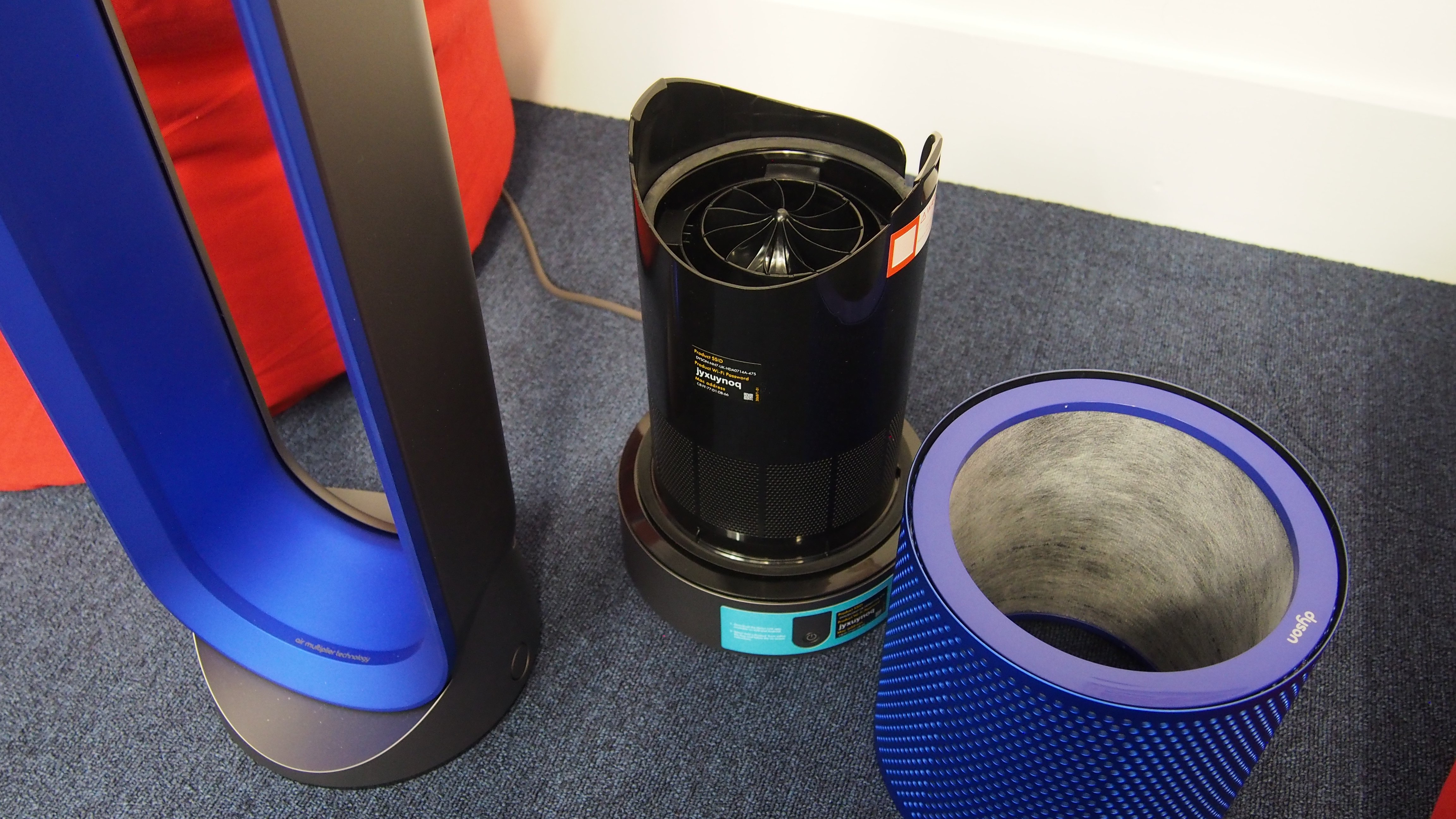 Dyson Pure Cool Link Tower Review The Emperor Of Tower