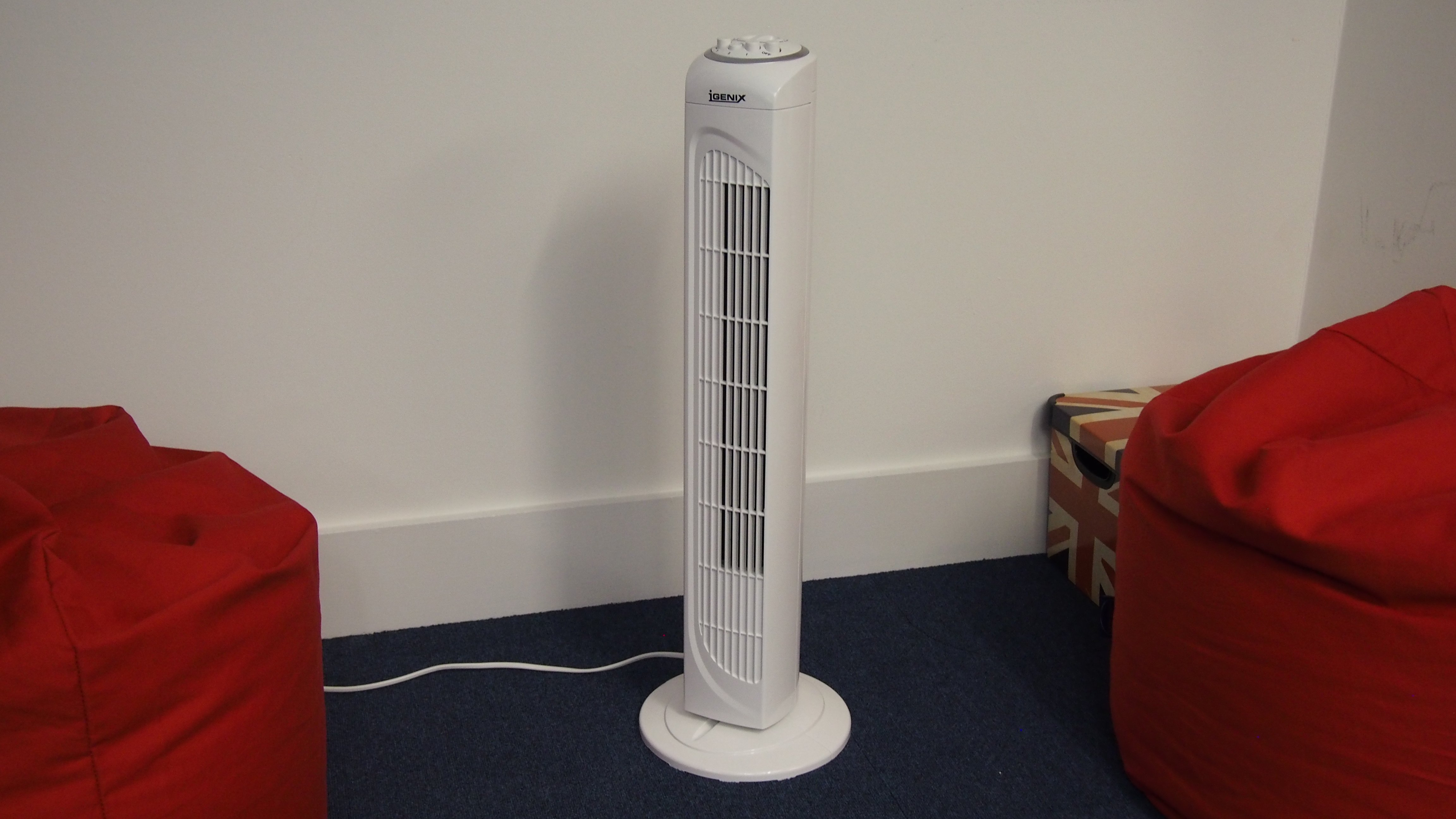 Q Connect Tower Fan Amp Igenix Df0030 Review When Two