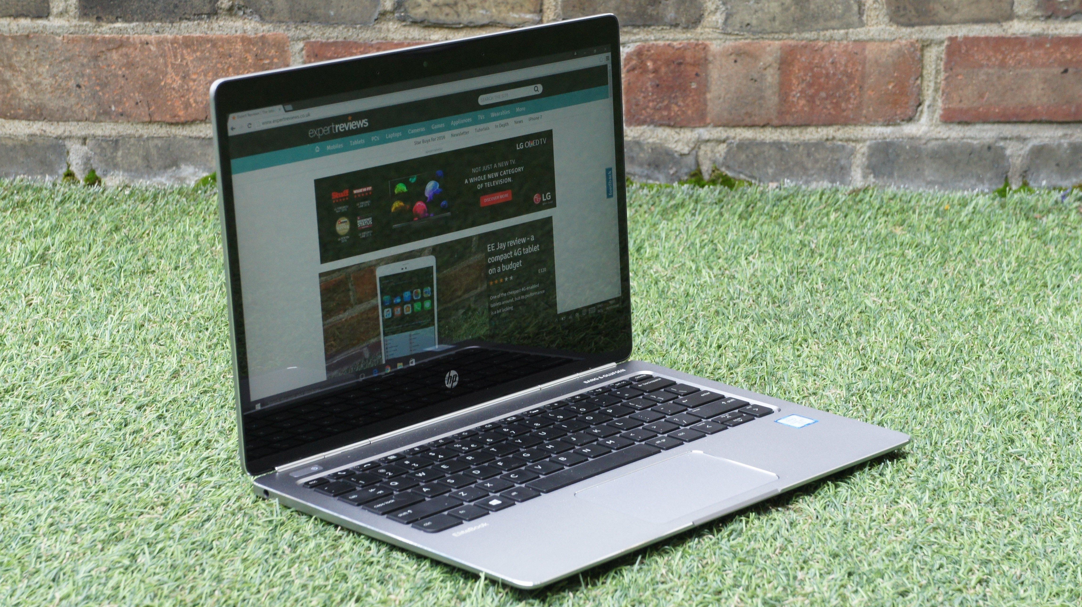 HP EliteBook Folio G1 review - the Windows 10 Macbook