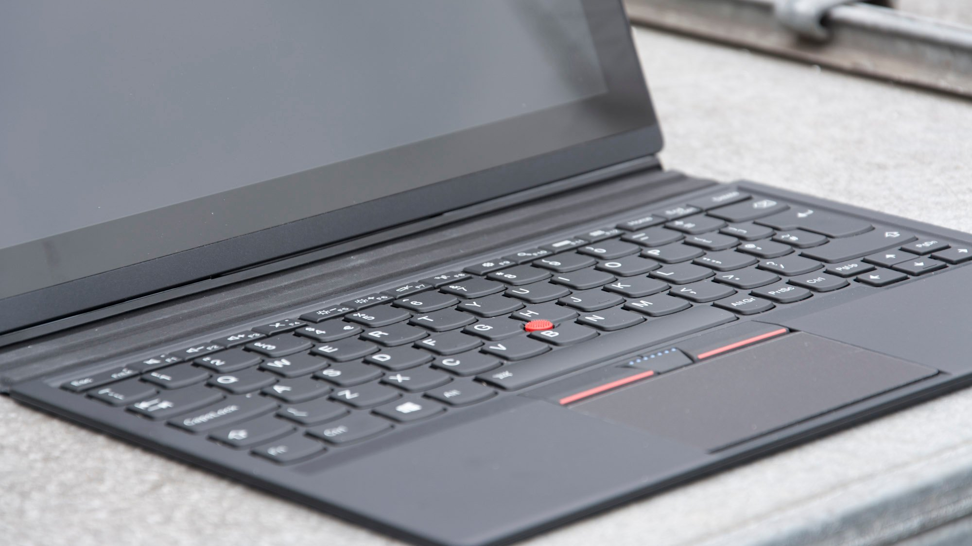 Lenovo ThinkPad X1 Tablet review: A Surface Pro 4 rival you