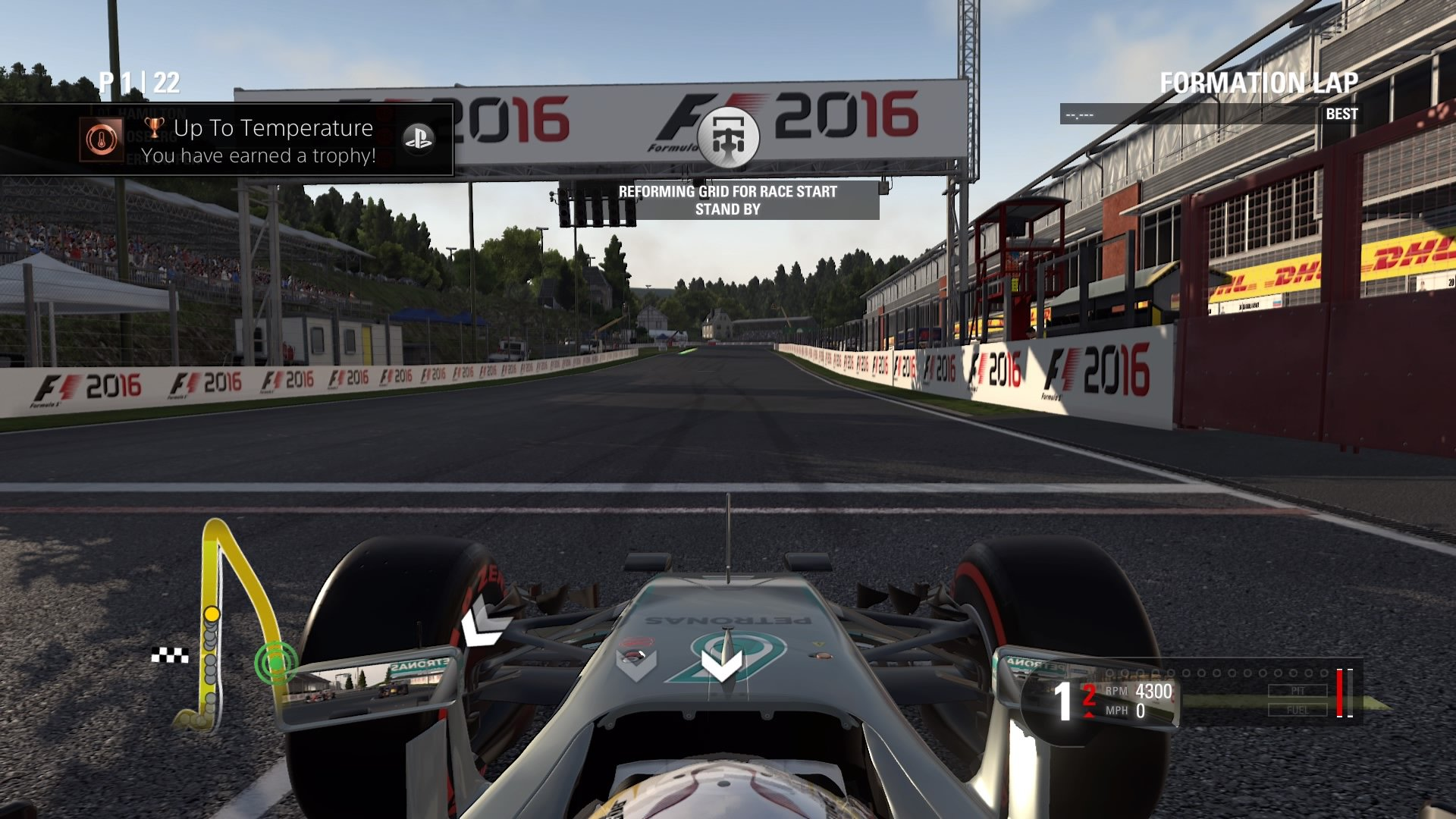 F1 2016 Review The Best Formula One Game In Ages Expert