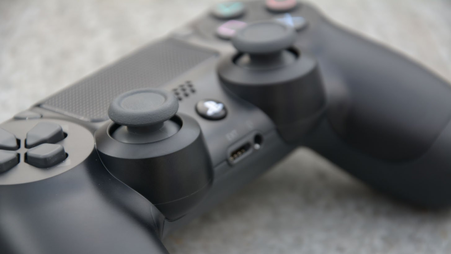 Sony Ps4 Slim Review A Worthy Replacement For The Original Playstation 4 500gb Black Dualshock Thumbsticks