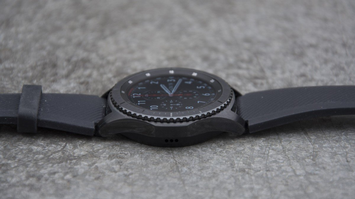 Samsung Gear S3 review: Now an absolute bargain | Expert Reviews