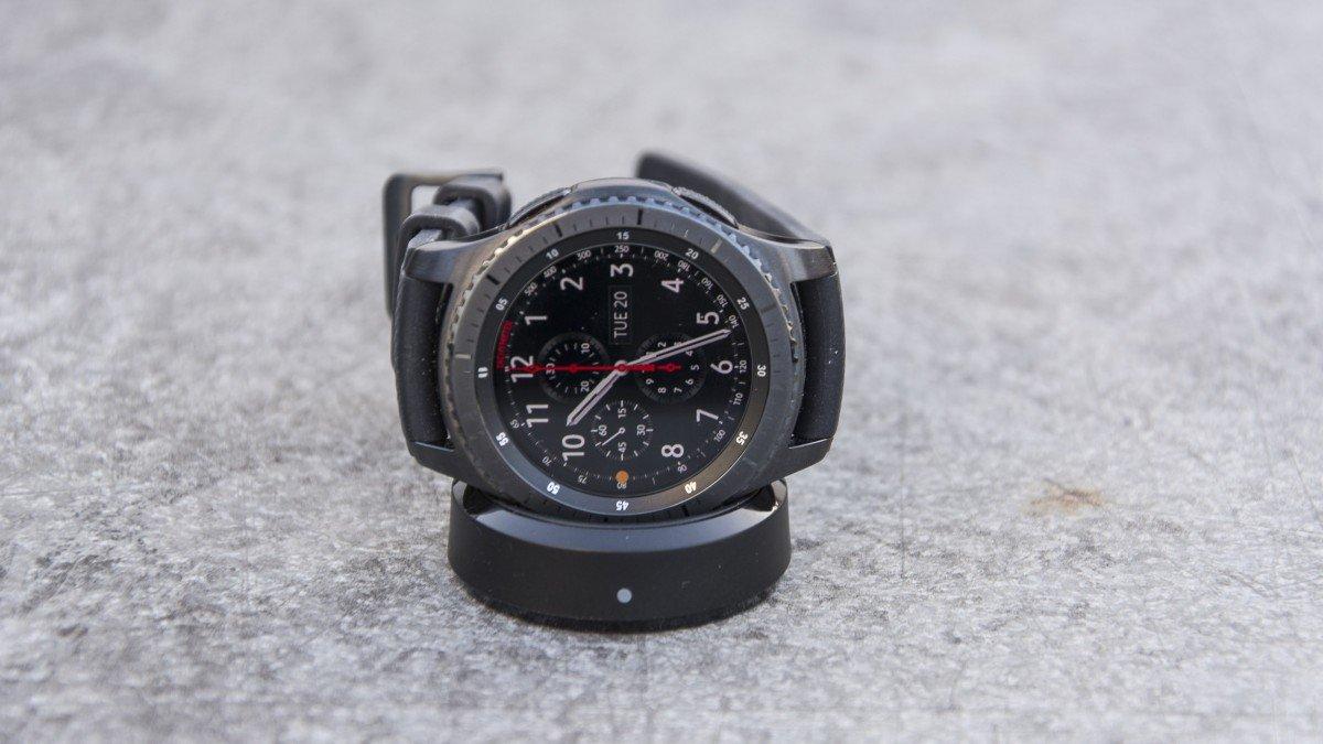 Samsung Gear S3 review: Now an absolute bargain   Expert Reviews