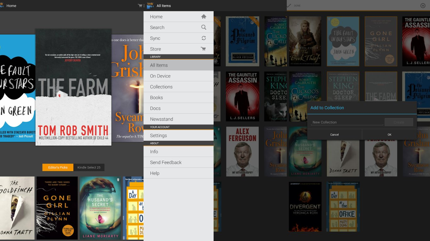 download kindle app for android tablet uk