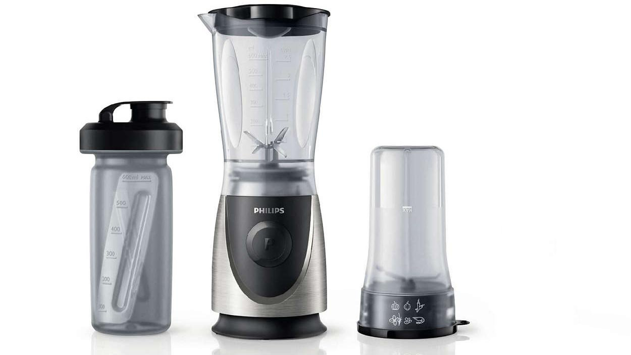 Philips Daily Collection Mini Blender Review More Than A
