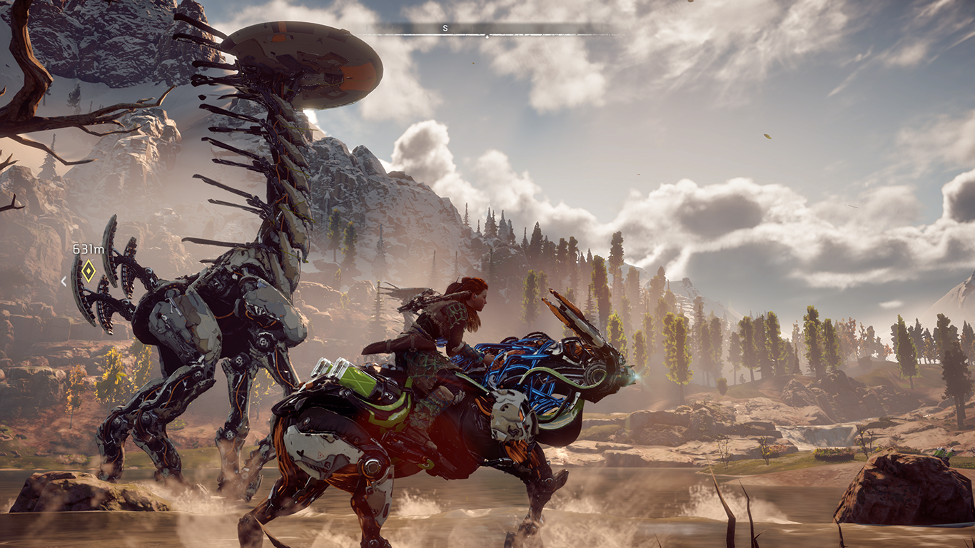 Horizon Zero Dawn Review Beautiful Ambitious And Now Cheaper