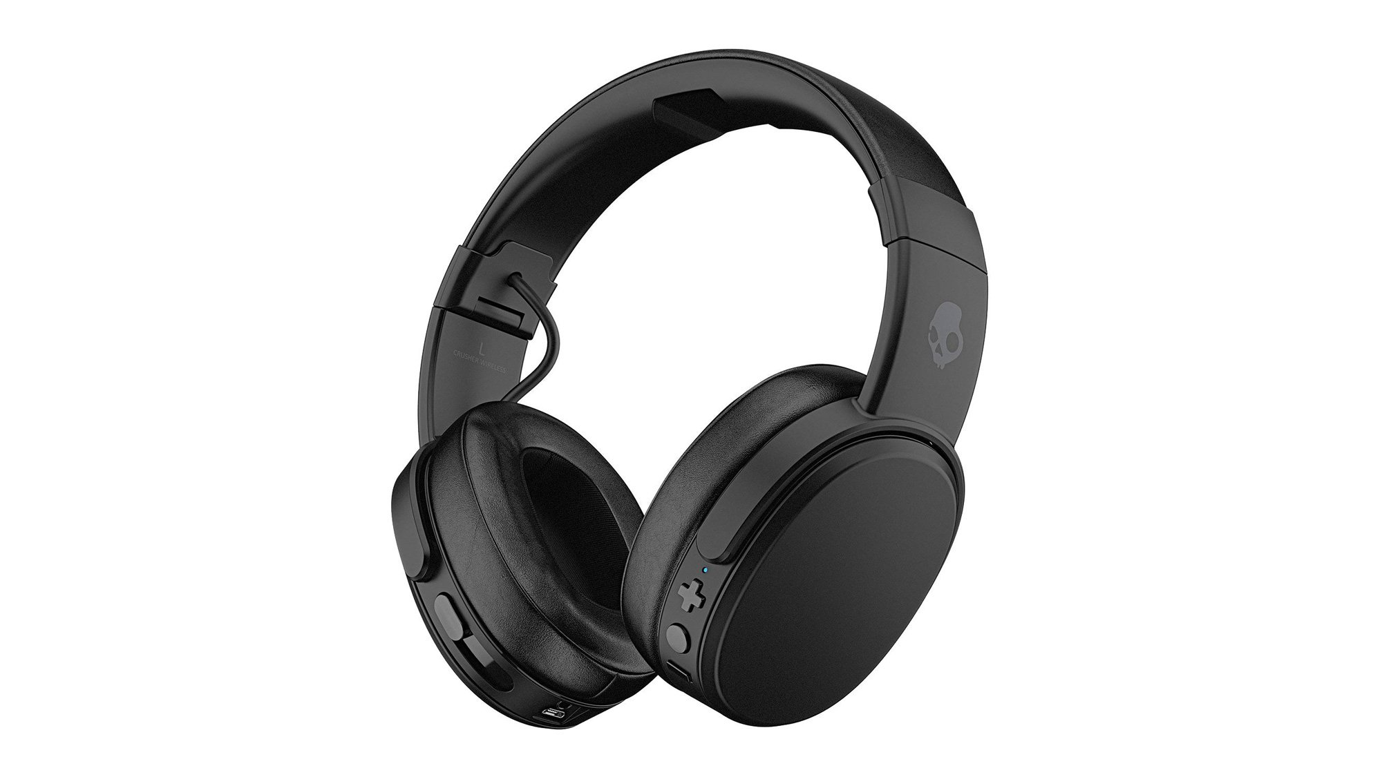 a3be9795646 If you're looking for over-the-ear Bluetooth headphones with a lot of bass,  nothing comes close to the Skullcandy Crusher Wireless.