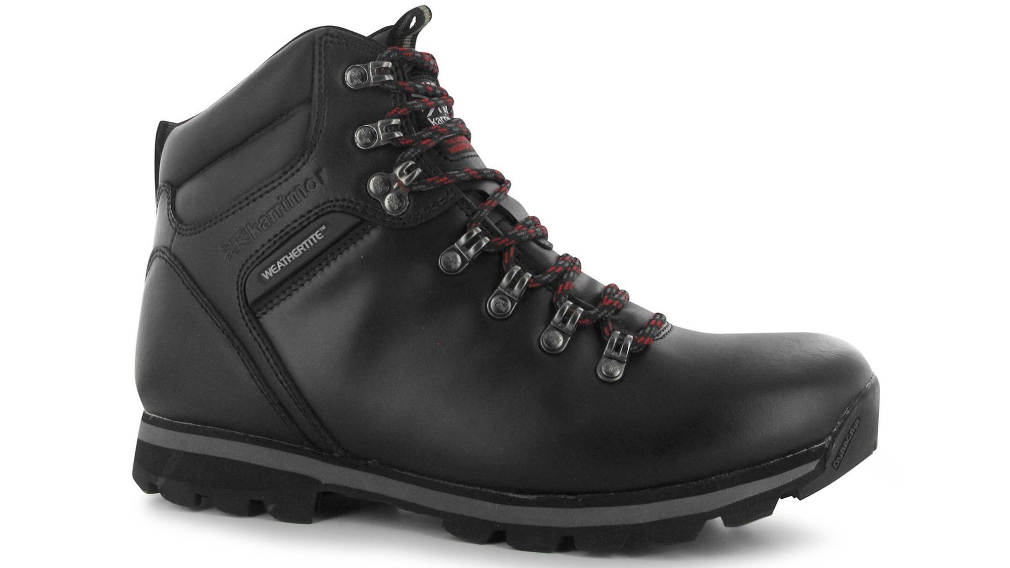 3daf273438601e Simply the best boot on the market for under £50. Karrimor's Munro is a gem  of a boot best suited to autumn and winter hikes and adventures.