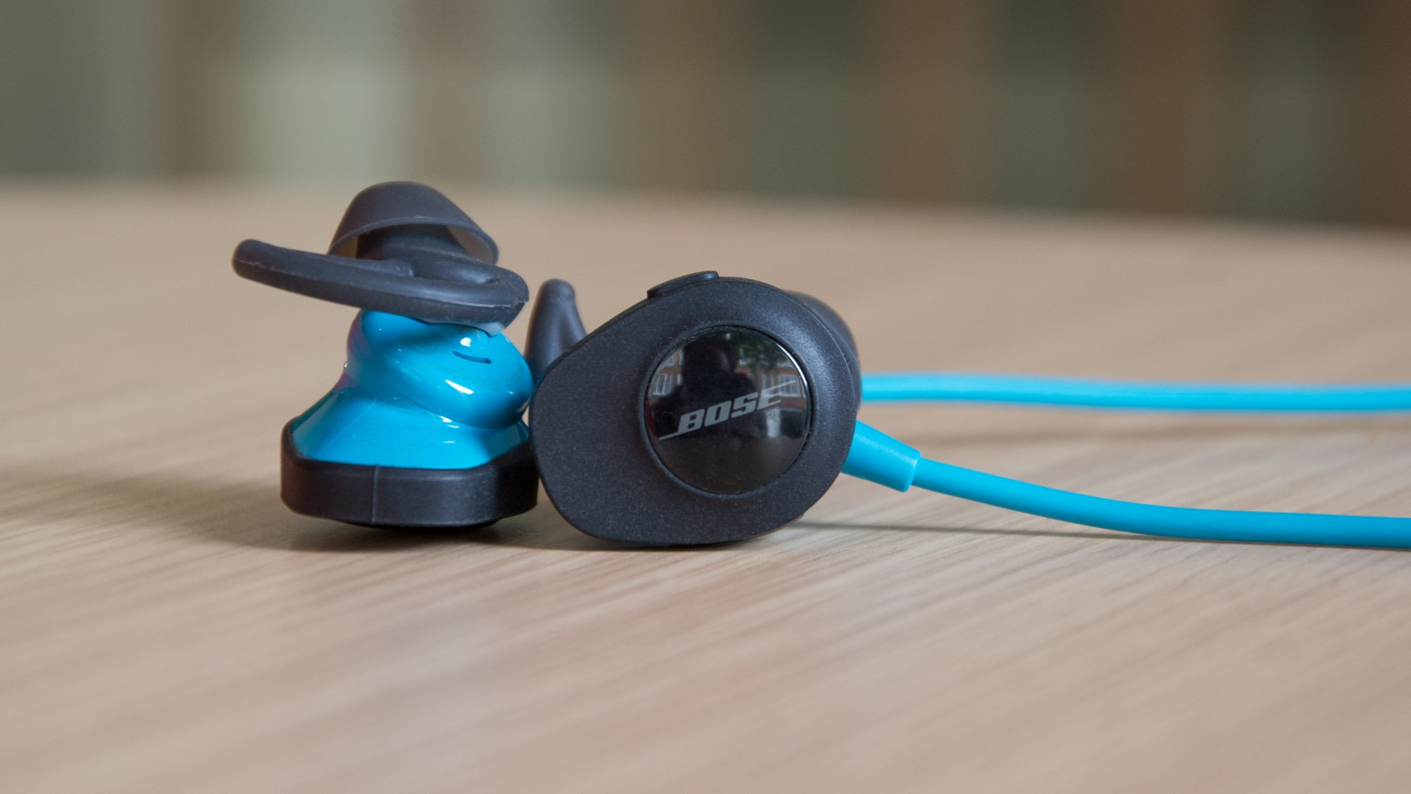 89fec307b95 Bose SoundSport Wireless review: Bluetooth earphones for sports enthusiasts  and commuters