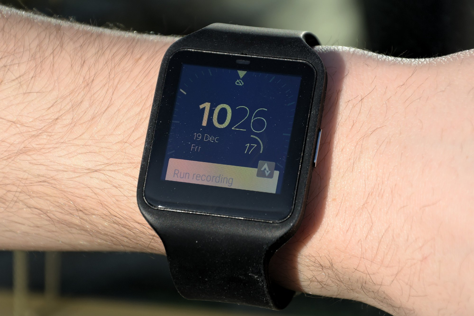 c107fd54c02 Sony SmartWatch 3 review  Still worth your time in 2018