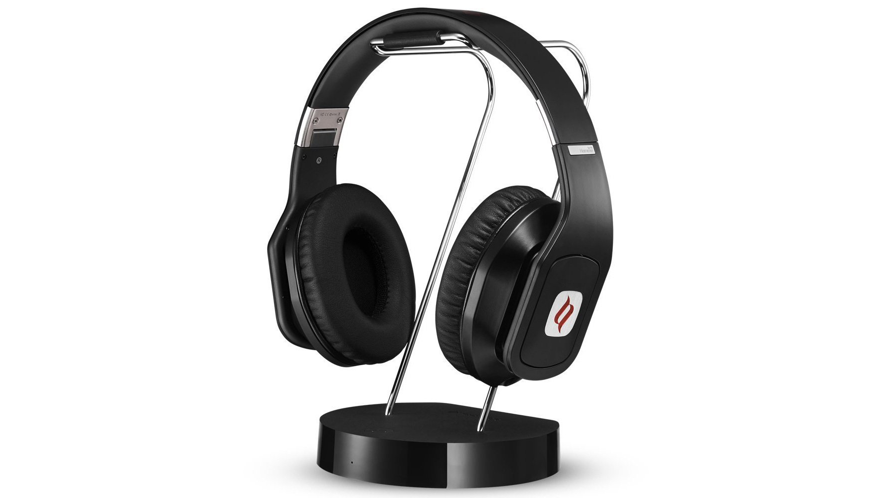 f7e644032a4 The Hammo TV is an impressive set of wireless headphones that connects via  Bluetooth to your smartphone or via its wireless docking station, which can  then ...