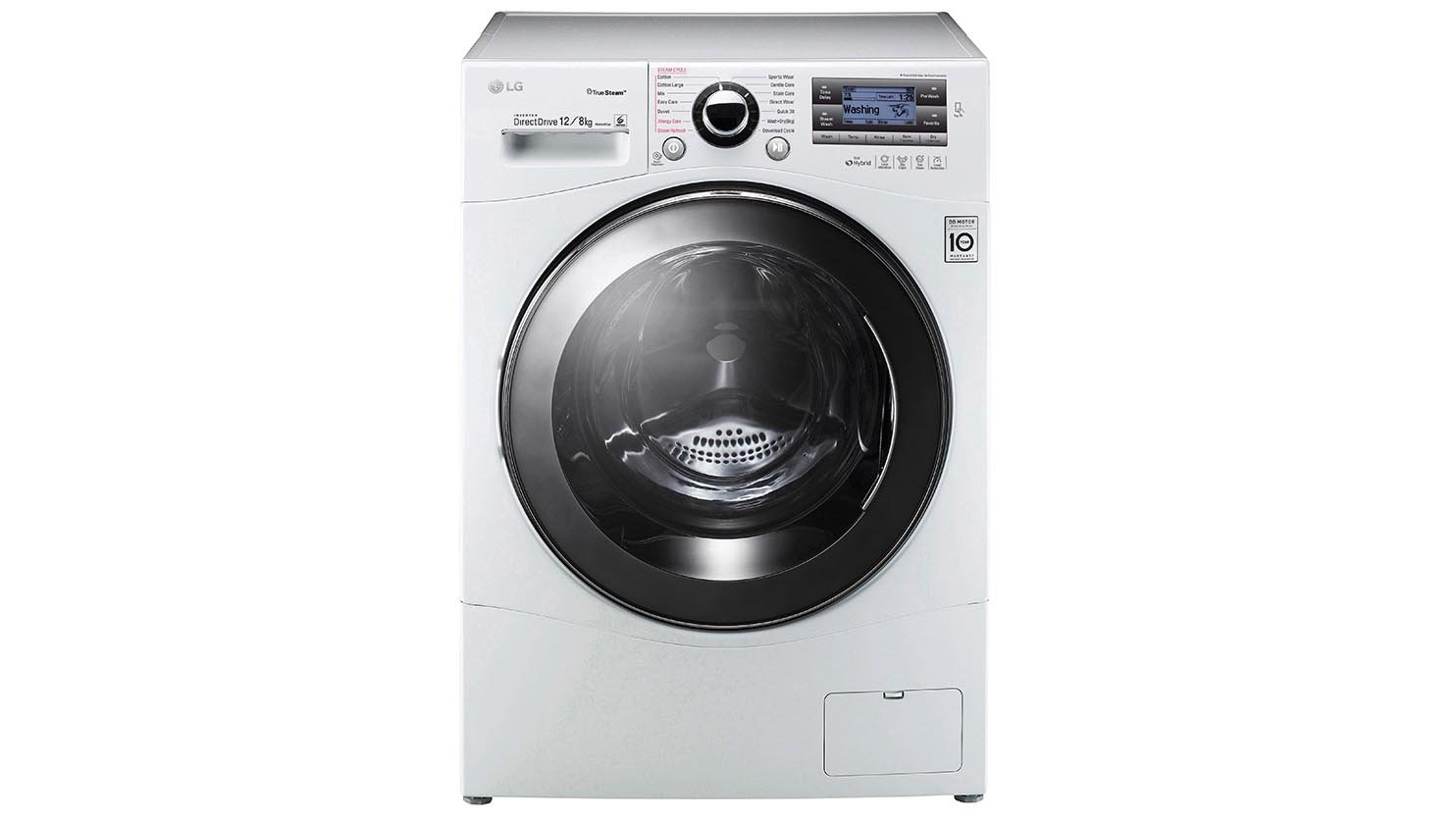 Washing machines with direct drive: advantages and choice